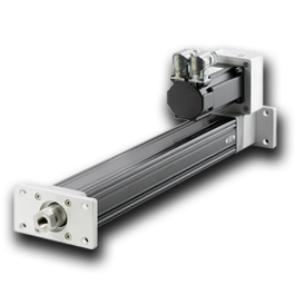 Linear actuators & motion systems